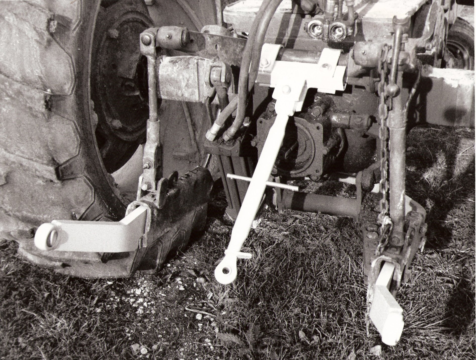 3pt Tractor Conversion Hitch Kit