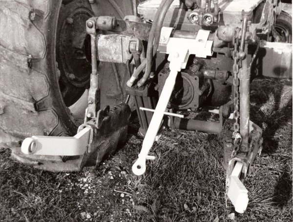 3pt Tractor Conversion Kits